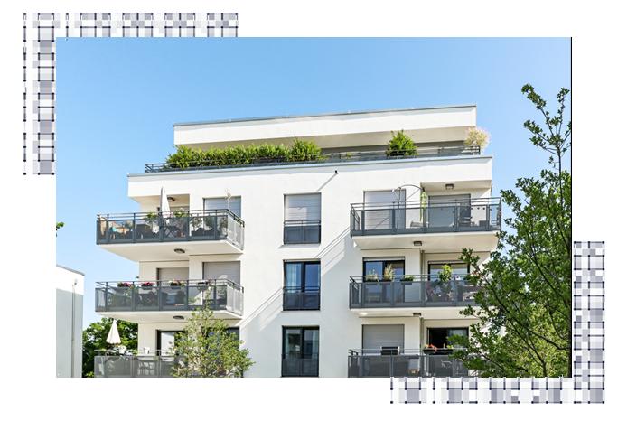 Appartement à énergie positive