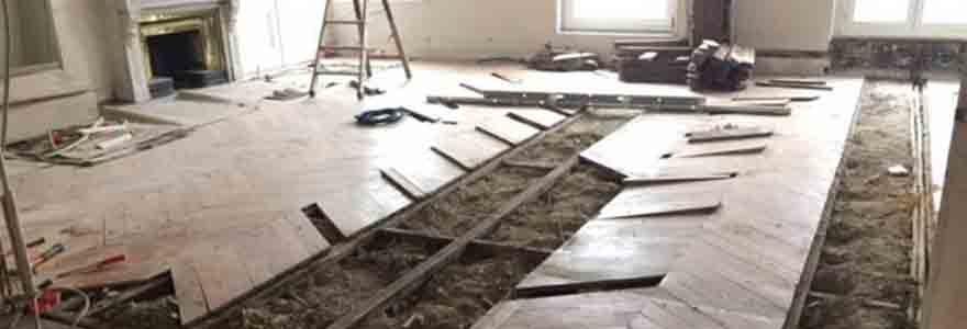 Rénovation d'appartements